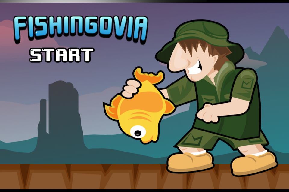 Screenshot Fishingovia